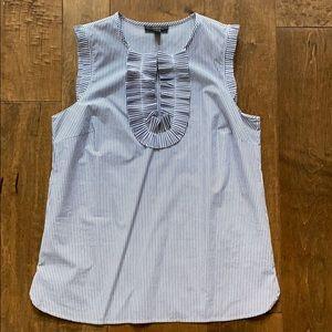 J Crew factory sleeveless shirt